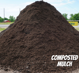 Composted Mulch